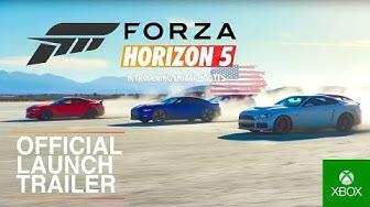 Forza Horizon 5 - OFFICIAL TRAILER | E3 | 2020 | UHD4K