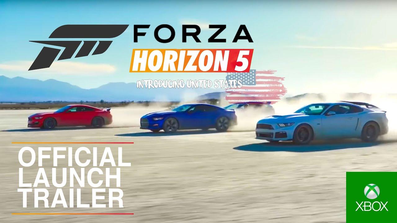Forza Horizon 5 - TRAILER | E3 | 2021 | UHD4K - YouTube