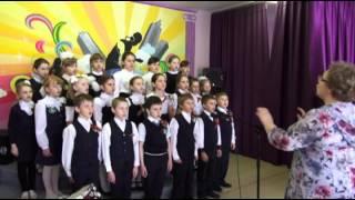 Хор 'Вербочки' песня С.Ранда 'Мальчишки'