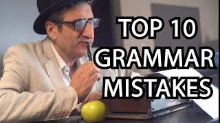 TOP 10 GRAMMAR MISTAKES English Learners Make