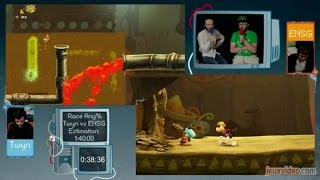 Speed Game - Rayman Legends - Duel sur Rayman Legends