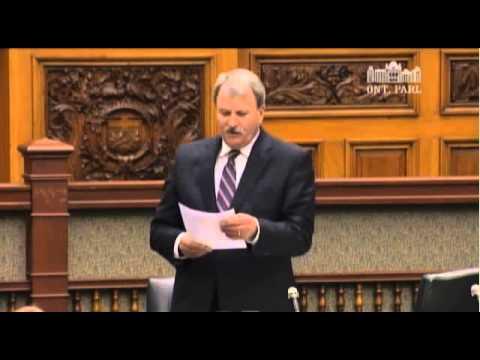 Jack Debates Bill 49 - Ontario Immigration Act - Part 1