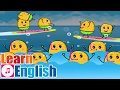 English For Children - One Potato Two Potatoes Lyrics | Learn English Kids with Song
