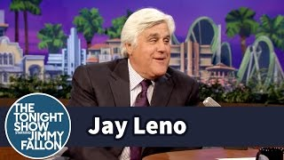 Jay Leno Made a Dying Rodney Dangerfield Laugh