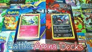 Ouverture du Battle Arena Decks : Xerneas VS Yveltal - Qui va gagner le duel ?