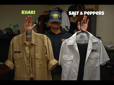 Cal Maritime Vlogs | CMA Uniforms
