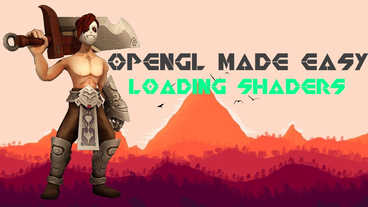 3. 5 intro to modern opengl tutorial: shaders youtube.