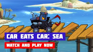 Car Eats Car: Sea Adventure · Game · Gameplay