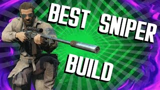 Fallout 4 Builds - The Sharpshooter - Best Sniper Build