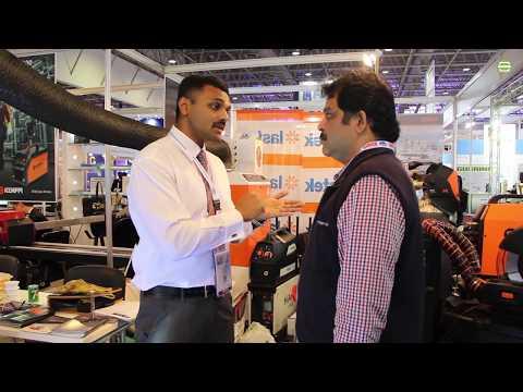SteelFab 2018 Event at Expo Centre Sharjah - German-Gulf Enterprises Ltd
