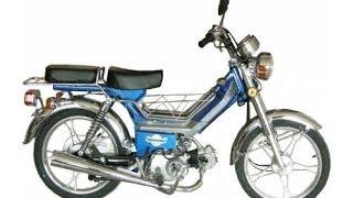Menimcha haqida moped Delta