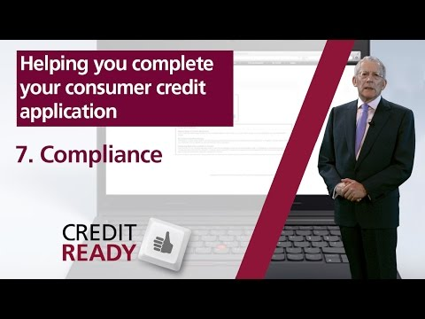 7. Compliance - FCA Consumer Credit Guides