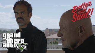 Where is your gun Trevor in Better Call Saul