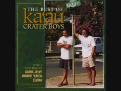 Ka'au Crater Boys - Brown Eyed Girl