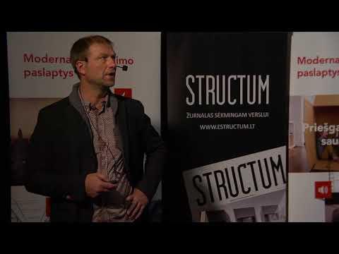 """Konferencija """"Ateities statybos: Žaliasis gyvenimo būdas"""" V dalis"""