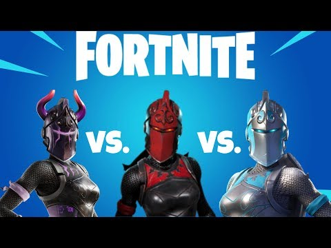 RED KNIGHT VS. FROZEN RED KNIGHT VS. DARK RED KNIGHT! (WHO IS BETTER)