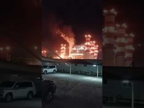 UMM Al Houl Power Plant  Qatar