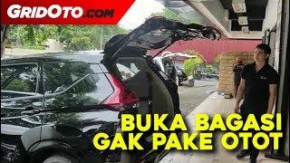 Asyik!! Pintu Belakang Mitsubishi Xpander Bisa Buka Tutup Otomatis