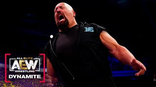 How did Paul Wight's Confrontation with QT Marshall Lead to this? | AEW Dynamite 100, 9/1/21