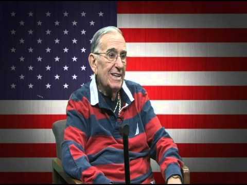 Bellingham/Mendon Veteran's Oral History Project - Robert Arpin