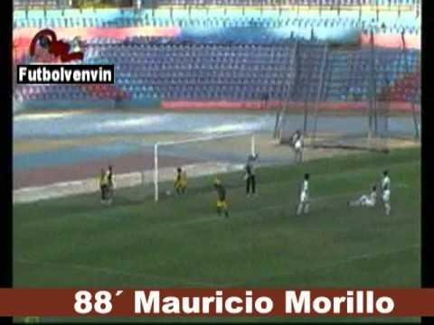 Goles del Caroni FC - Deportivo Tachira. Clausura 2011