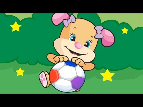 Laugh & Learn™ - Soccer | Action Songs, Colors And Rhymes | Lagu Anak