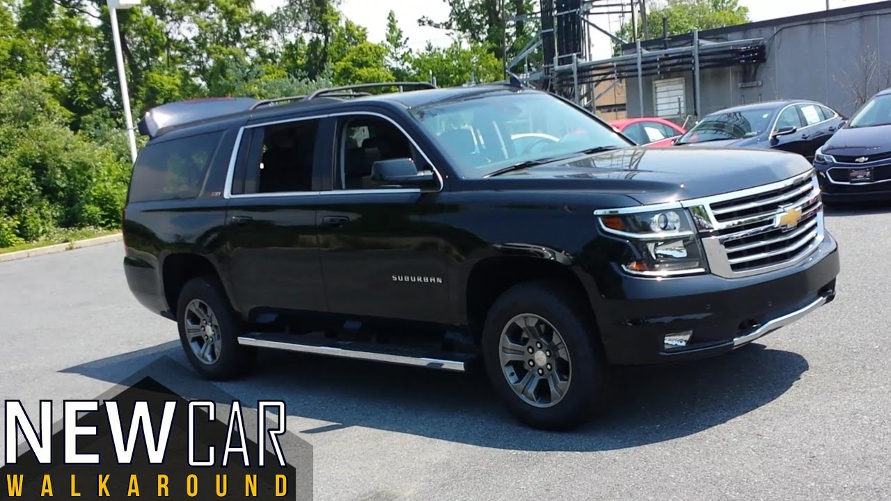 2015 Chevy Suburban Z71 Walkaround In Depth Exterior Interior + (Quick  Drive)