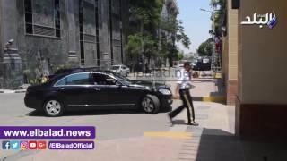 بالفيديو والصور..سفراء أرمينيا وغينيا الاستوائية يقدمون واجب العزاء فى ضحايا'نيس'بالسفارة الفرنسية