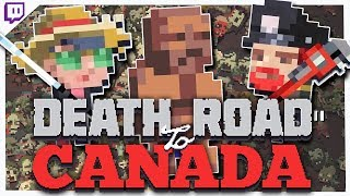 MY BODY IS A WEAPON! - #1- Death Road to Canada (Online Co-op)