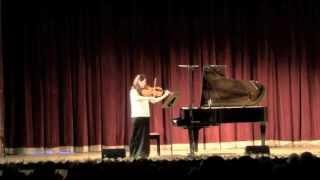 Esra Pehlivanli / K. Penderecki 'Cadenza'