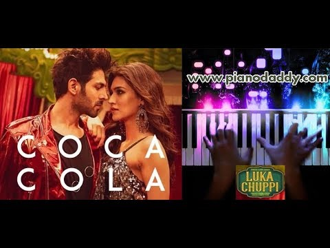 Coca Cola Tu Piano Notes Luka Chuppi | Piano Daddy