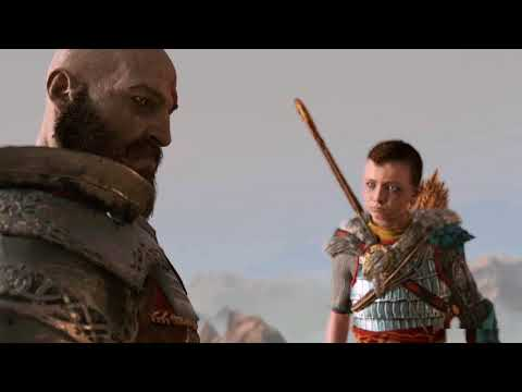 Atreus knows his real name! The God of War 4. 2018 | EGM
