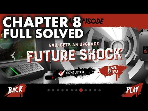 Friday the 13th: Killer Puzzle - Future Shock, Chapter 8 Solution and Complete Walkthrough