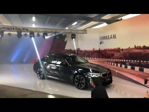 Performance Munich Auto Singapore F90 M5 Launch @ Sepang