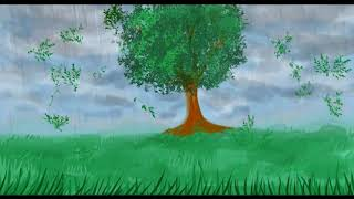 Rain animation. Clip Studio Paint Animation