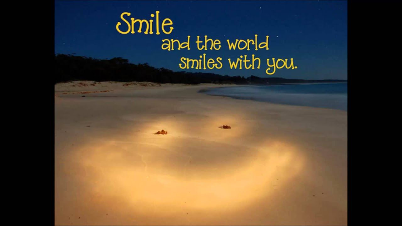 Quotes On Smile Smile Quotesmotivation Video  Youtube