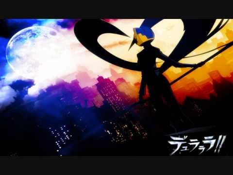 Celty Sturluson's Character Song - Durarara - English Translation on screen!