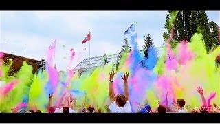 Красочный забег. Kiev Colour Run