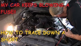 How To Fix A Car That Keeps Blowing Fuses