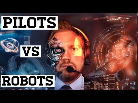 Will Robots replace Pilots?!
