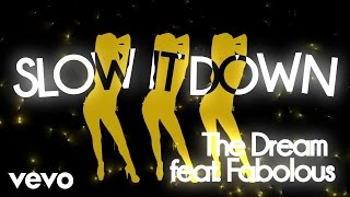 Slow It Down (Lyric Video) (Explicit)