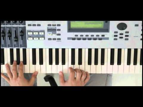 Vaso Patejdl - Muzikantske byty (piano tutorial) by ORiKE