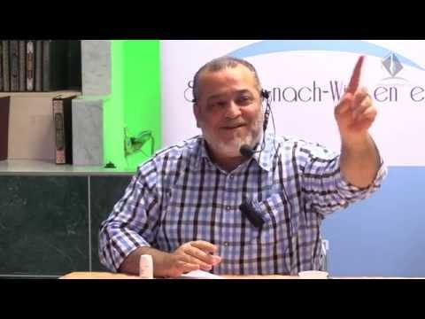 Rechte und Pflichten von Muslimen in der Westlichen Welt Teil 1