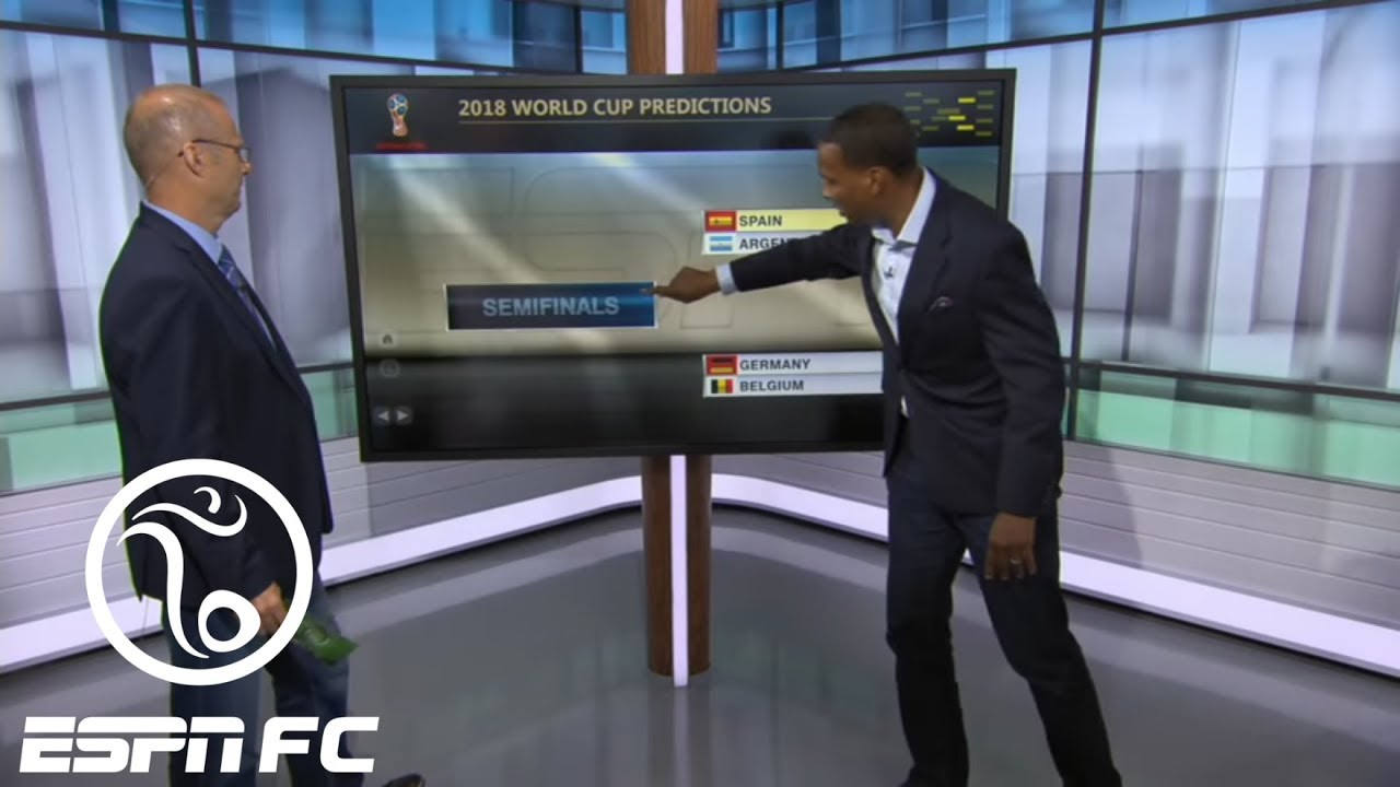 Predicting all the groups, knockout rounds of the World Cup: Who wins it all? | ESPN FC