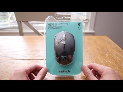 Best Mouse Under $25: Logitech M535 Unboxing and Review