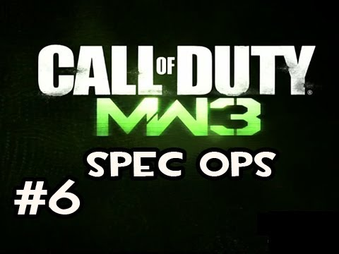 Call of Duty: Modern Warfare 3 - Spec Ops w/Nova & SSoH Ep.6 |