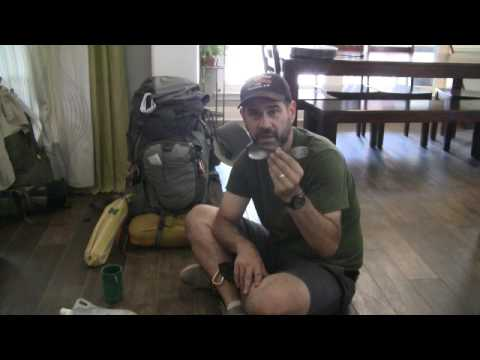 Philmont unpacking and packing Advice