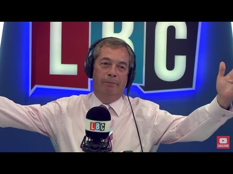 The Nigel Farage Show: Has May done enough to win back your support? Live LBC - 11th July 2017