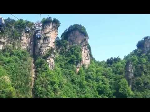 Zhangjiajie National Forest Park part 2