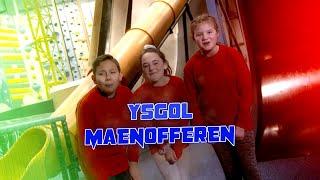 Paid Edrych Lawr - Ysgol Maenofferen - Rhan 1 | Stwnsh Sadwrn| S4C